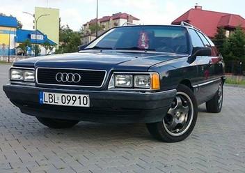 Antena Audi 100 C3