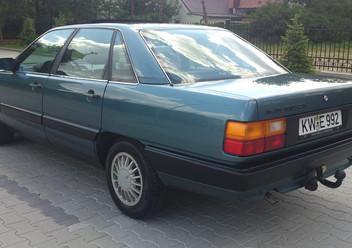 Podręczniki / Literatura / Przeglądy Audi 100 C3