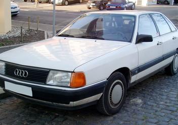 Dywaniki samochodowe Audi 100 C3