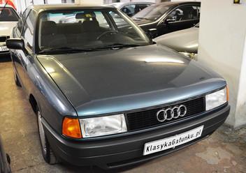 Podręczniki / Literatura / Przeglądy Audi 80 B3