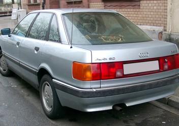 Pokrowce samochodowe Audi 90