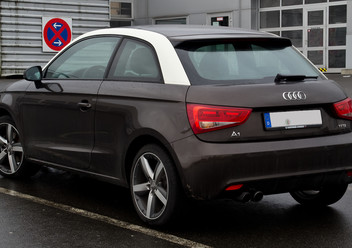 Pokrowce ochronne Audi A1