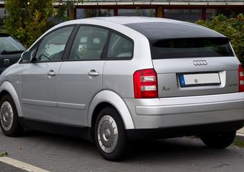 Szczęki hamulcowe tylne Audi A2