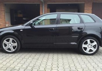 Pokrowce samochodowe Audi A3 II
