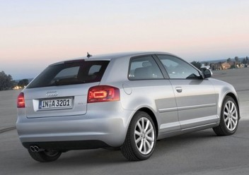Serwo hamulca Audi A3 III