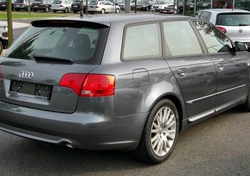Dywaniki samochodowe Audi A4 B7