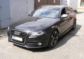 Listwy Dachowe Audi A4 B8 Części Używane Zadzwoń 703 500 202