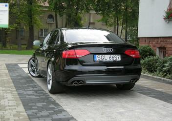 Pokrowce ochronne Audi A4 B8
