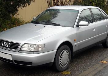 Dywaniki samochodowe Audi A6 C4