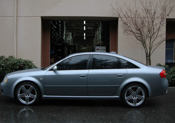 Pokrowce samochodowe Audi A6 C5