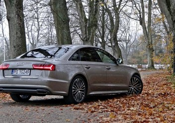 Dywaniki samochodowe Audi A6 C7
