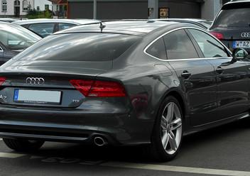 Dywaniki samochodowe Audi A7