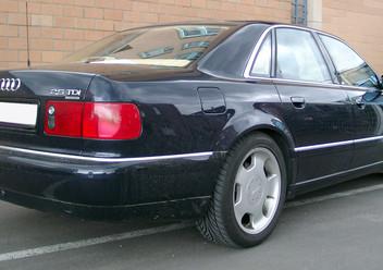 Dywaniki samochodowe Audi A8 D2