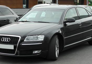 Szczęki hamulcowe tylne Audi A8 D3
