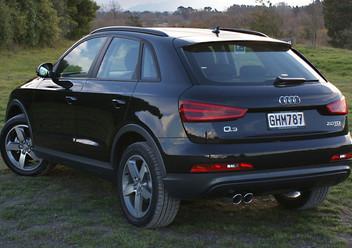 Dywaniki samochodowe Audi Q3