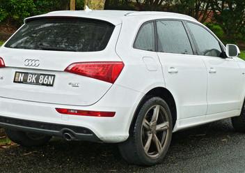 Pokrowce ochronne Audi Q5