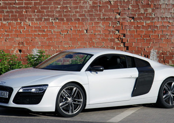 Serwo hamulca Audi R8