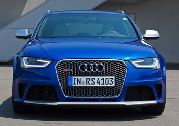 Dywaniki samochodowe Audi RS4