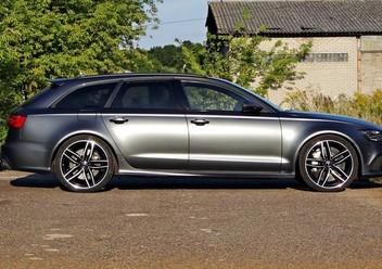Pokrowce ochronne Audi RS6