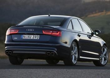 Szczęki hamulcowe przednie Audi S6