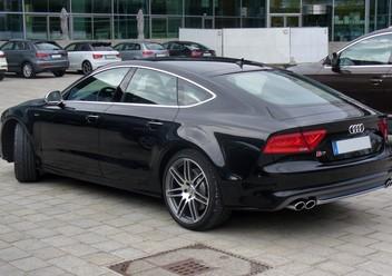 Szczęki hamulcowe przednie Audi S7