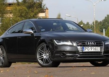 Podręczniki / Literatura / Przeglądy Audi S7