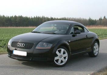 Podręczniki / Literatura / Przeglądy Audi TT I