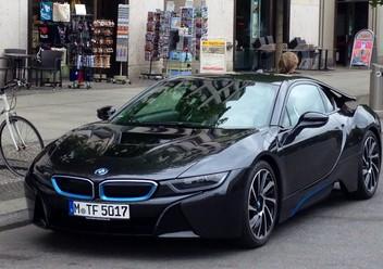 Pompa hamulcowa BMW i8