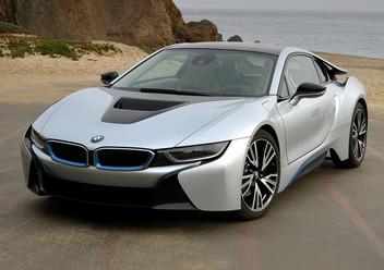 Szczęki hamulcowe tylne BMW i8