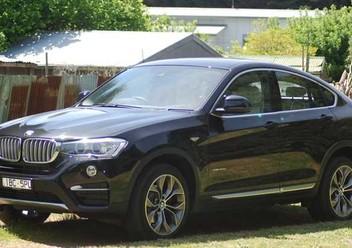 Szczęki hamulcowe przednie BMW X4