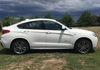 Szczęki hamulcowe tylne BMW X4