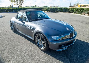 Szczęki hamulcowe tylne BMW Z3