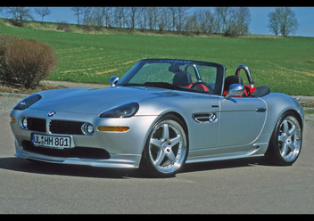 Szczęki hamulcowe tylne BMW Z8
