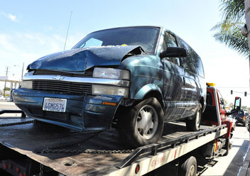 Szczęki hamulcowe tylne Chevrolet Astro