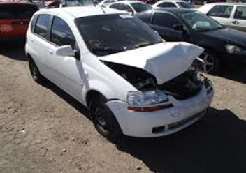 Regulator siły hamowania Chevrolet Aveo I
