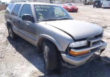 Podręczniki / Literatura / Przeglądy Chevrolet Blazer