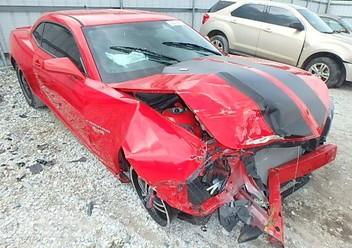 Szczęki hamulcowe tylne Chevrolet Camaro V