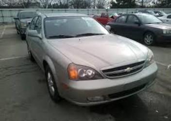 Dywaniki samochodowe Chevrolet Epica