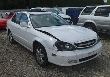 Pokrowce ochronne Chevrolet Epica