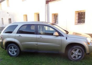 Szczęki hamulcowe tylne Chevrolet Equinox I