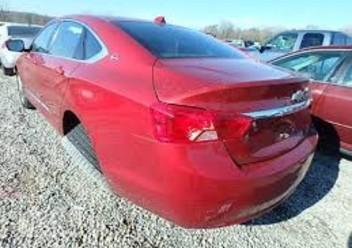 Pokrowce samochodowe Chevrolet Impala IX