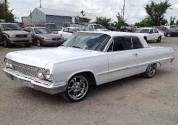 Szczęki hamulcowe tylne Chevrolet Impala VIII
