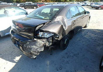 Regulator siły hamowania Chevrolet Impala X