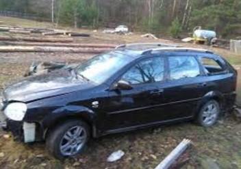 Pompa hamulcowa Chevrolet Nubira