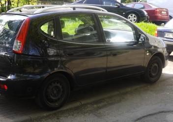 Pompa hamulcowa Chevrolet Rezzo