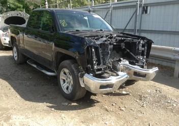 Dywaniki samochodowe Chevrolet Silverado