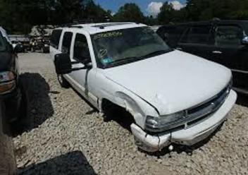 Dywaniki samochodowe Chevrolet Suburban