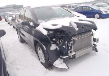Pokrowce samochodowe Chevrolet Trax