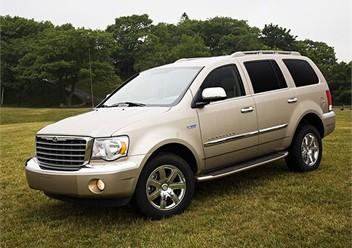 Szczęki hamulcowe tylne Chrysler  Aspen