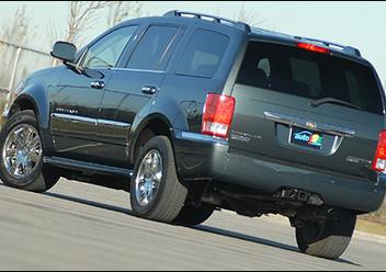 Antena Chrysler  Aspen